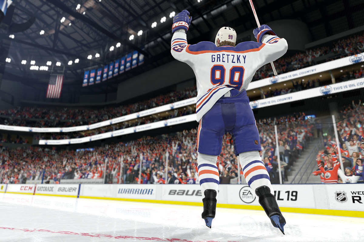 NHL 19 release date, cover athlete revealed at 2018 NHL