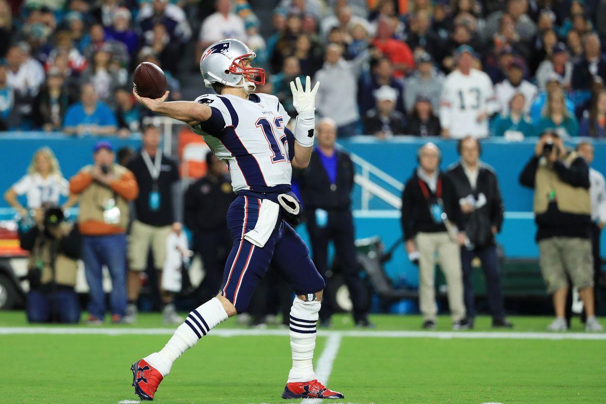New England Patriots vMiami Dolphins