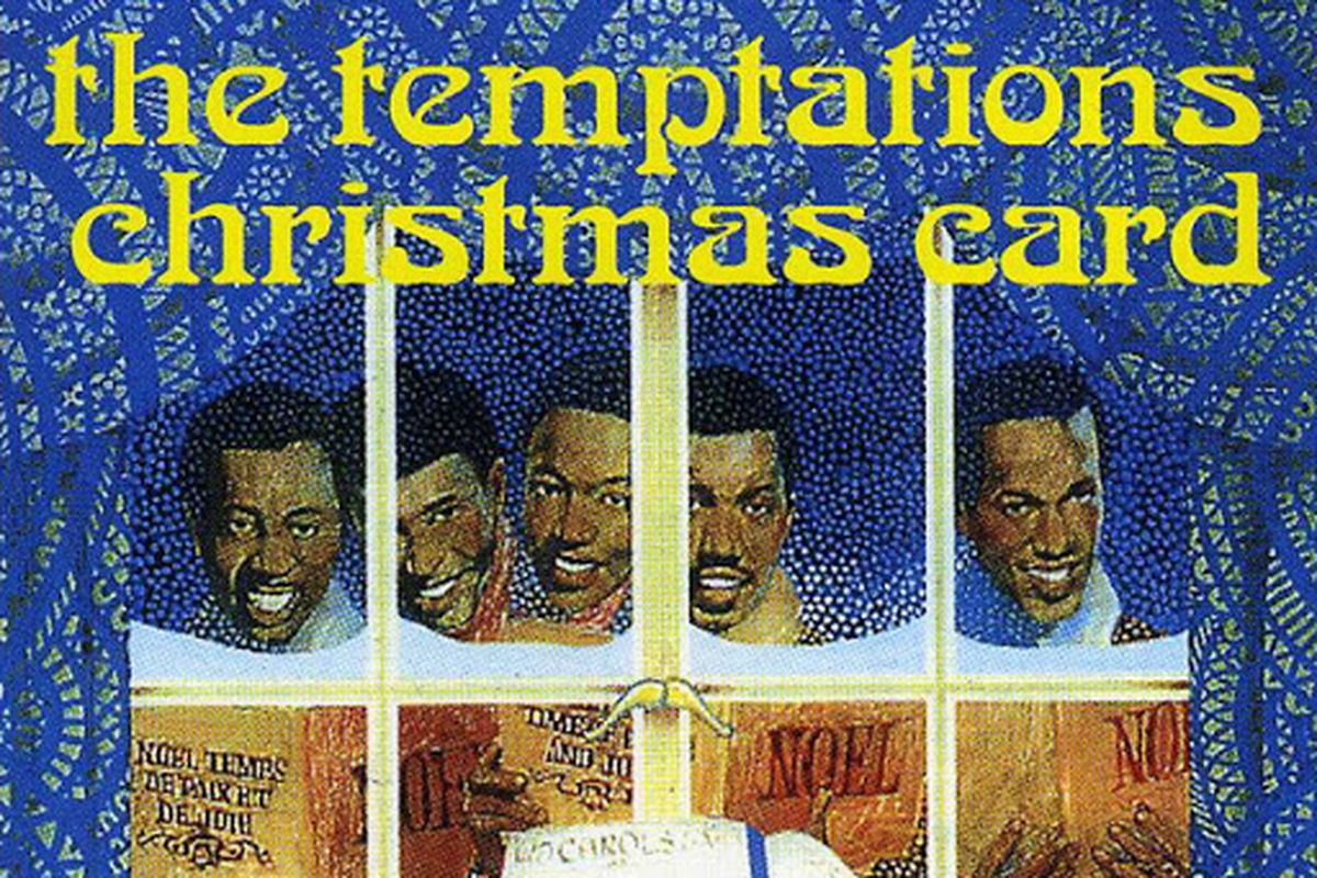 Temptations Christmas.Holiday Mixtape Rudolph The Temptations And The
