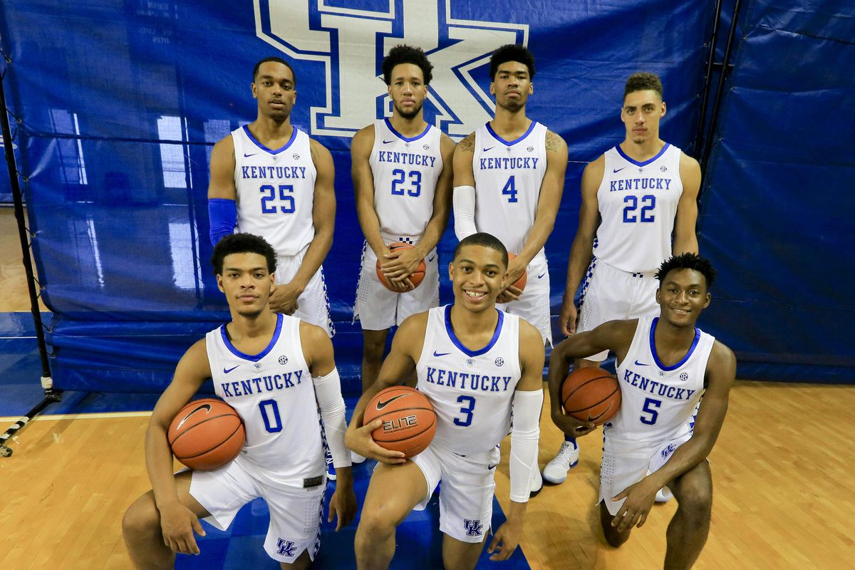 Previewing The 1 Team In Sec Kentucky Wildcats