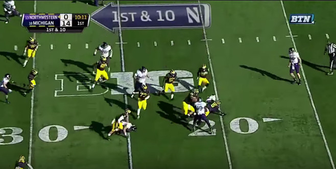 FF - Northwestern - Peppers - First Speed Option - 5