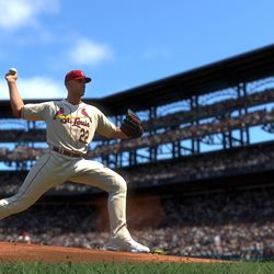 """Players get a fourth pitching control system — """"Pinpoint Pitching"""" — in MLB The Show 21."""