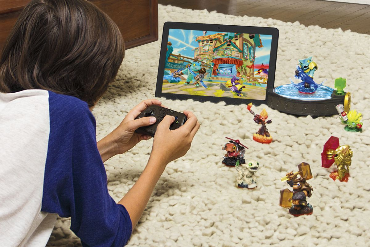 Lades In Trap : Skylanders trap team delivers full game portal toys and controller