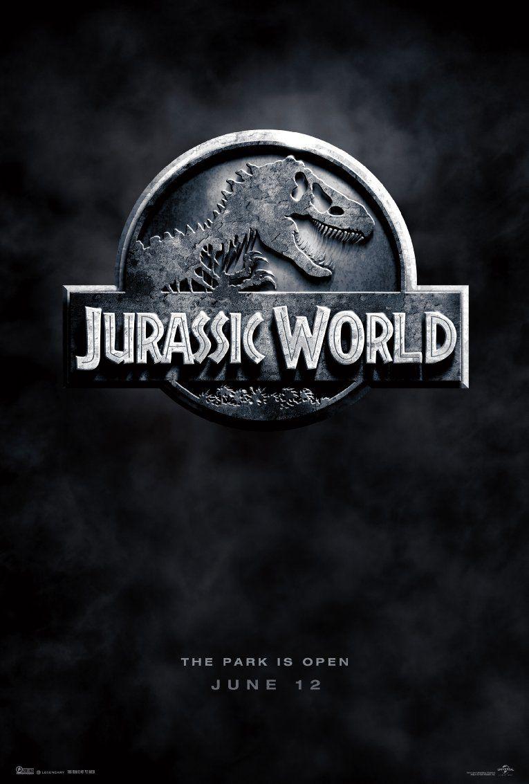 Jurassic World poster (UNIVERSAL)
