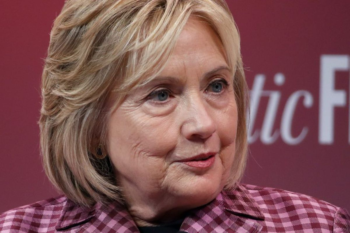 All That Remains Tour 2020 Hillary Clinton remains the Democrats best chance to defeat Trump