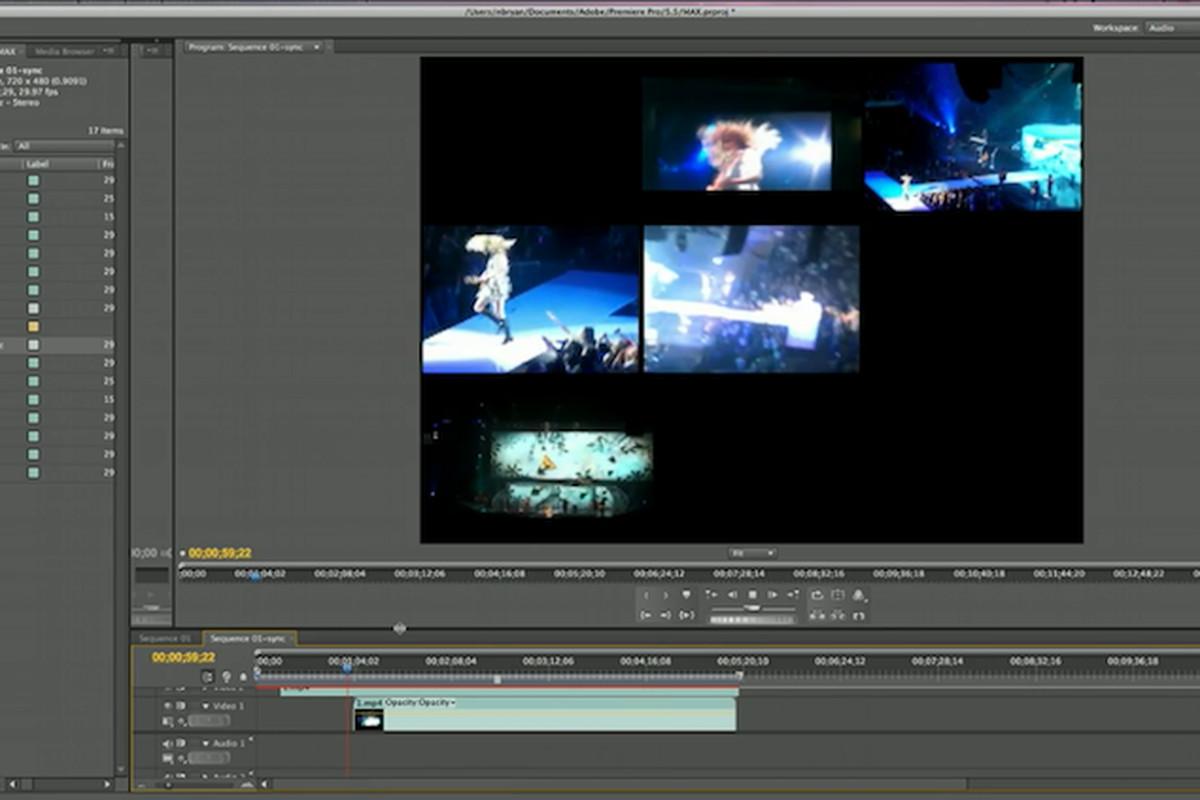 Adobe Video Sync