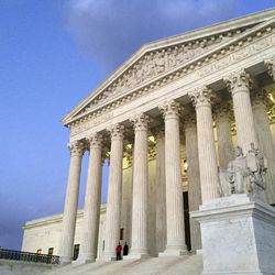 Pew\'s statistics paint a bleak forecast for resolving religious liberty debates over nondiscrimination laws and illustrate why compromise has been elusive in courtrooms and statehouses since the Supreme Court legalized same-sex marriage last year.