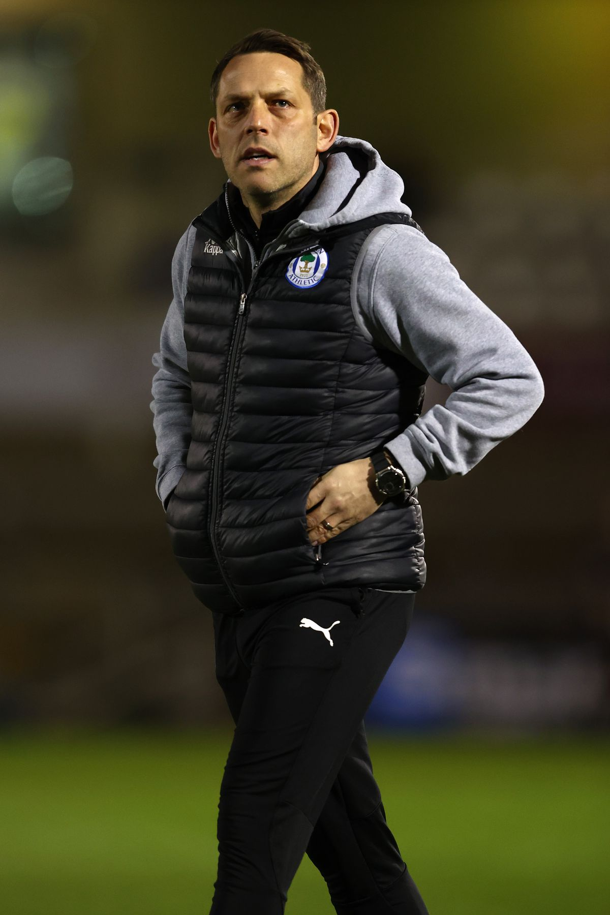 Bristol Rovers v Wigan Athletic - Sky Bet League One