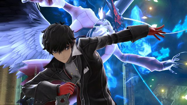 Persona 5's Joker coming to Super Smash Bros. Ultimate on April 17