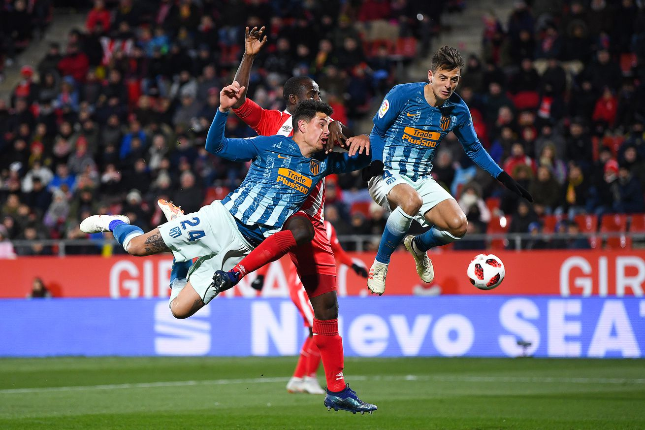 Atlético Madrid-Girona FC: Time, TV, streaming and how to watch Copa del Rey 2019