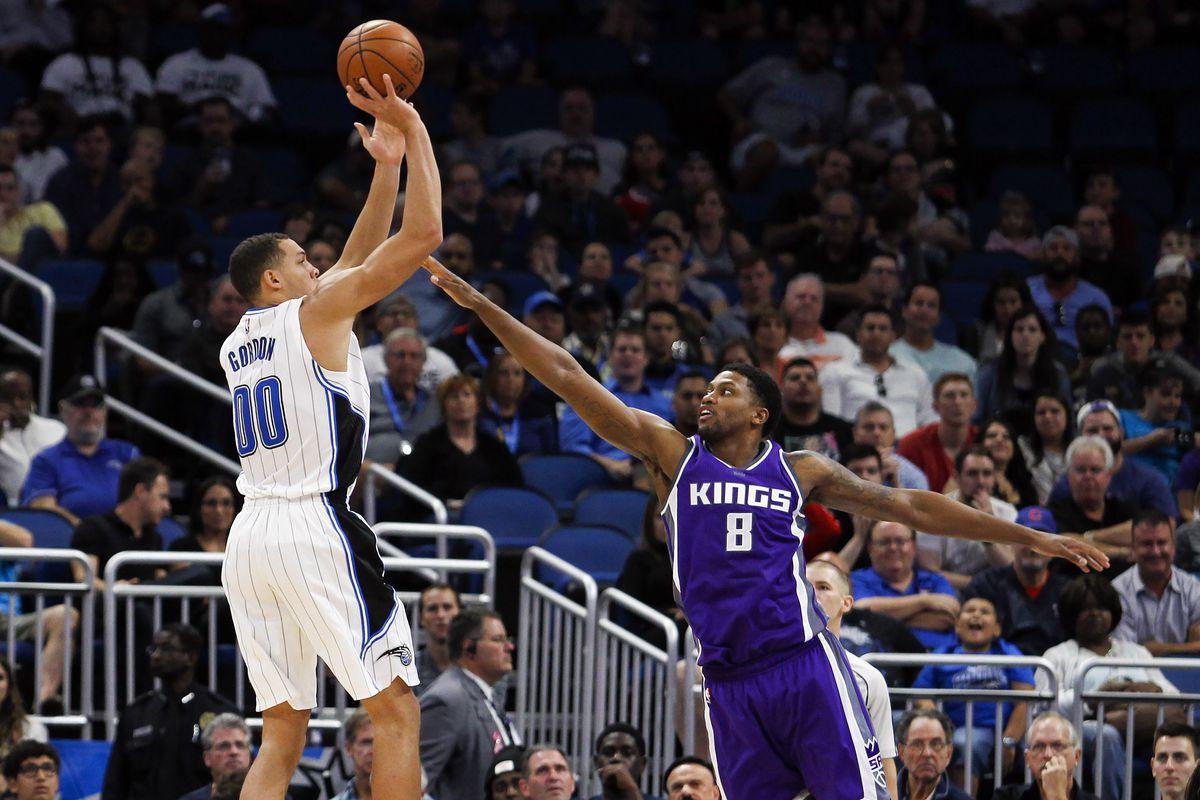 NBA: Sacramento Kings at Orlando Magic