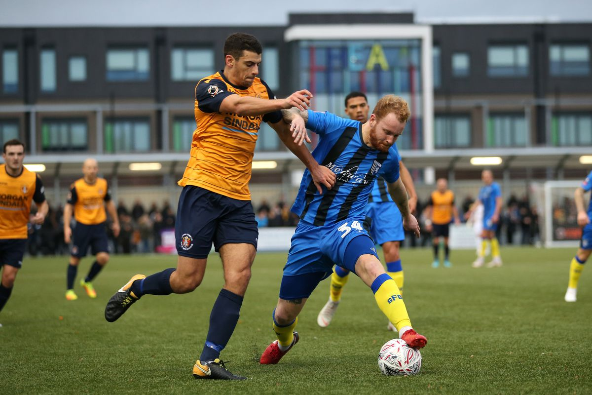 Slough Town v Gillingham - The Emirates FA Cup Second Round