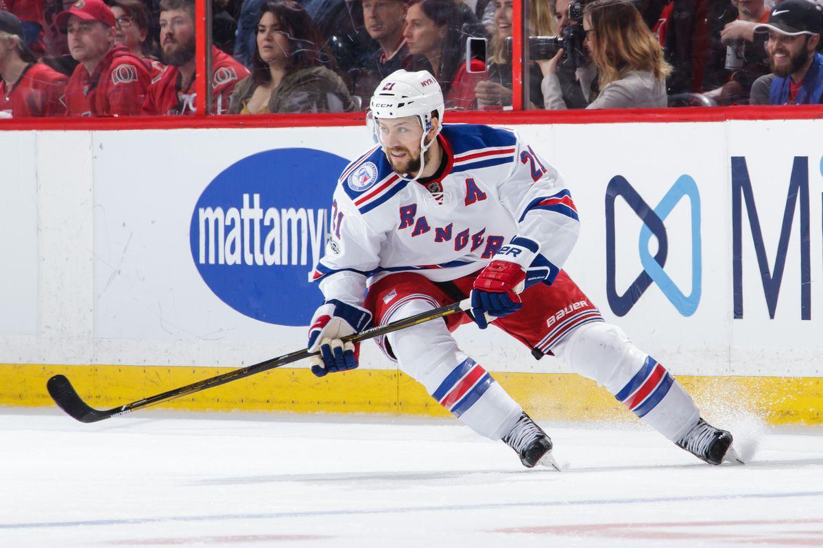 New York Rangers v Ottawa Senators - Game Five
