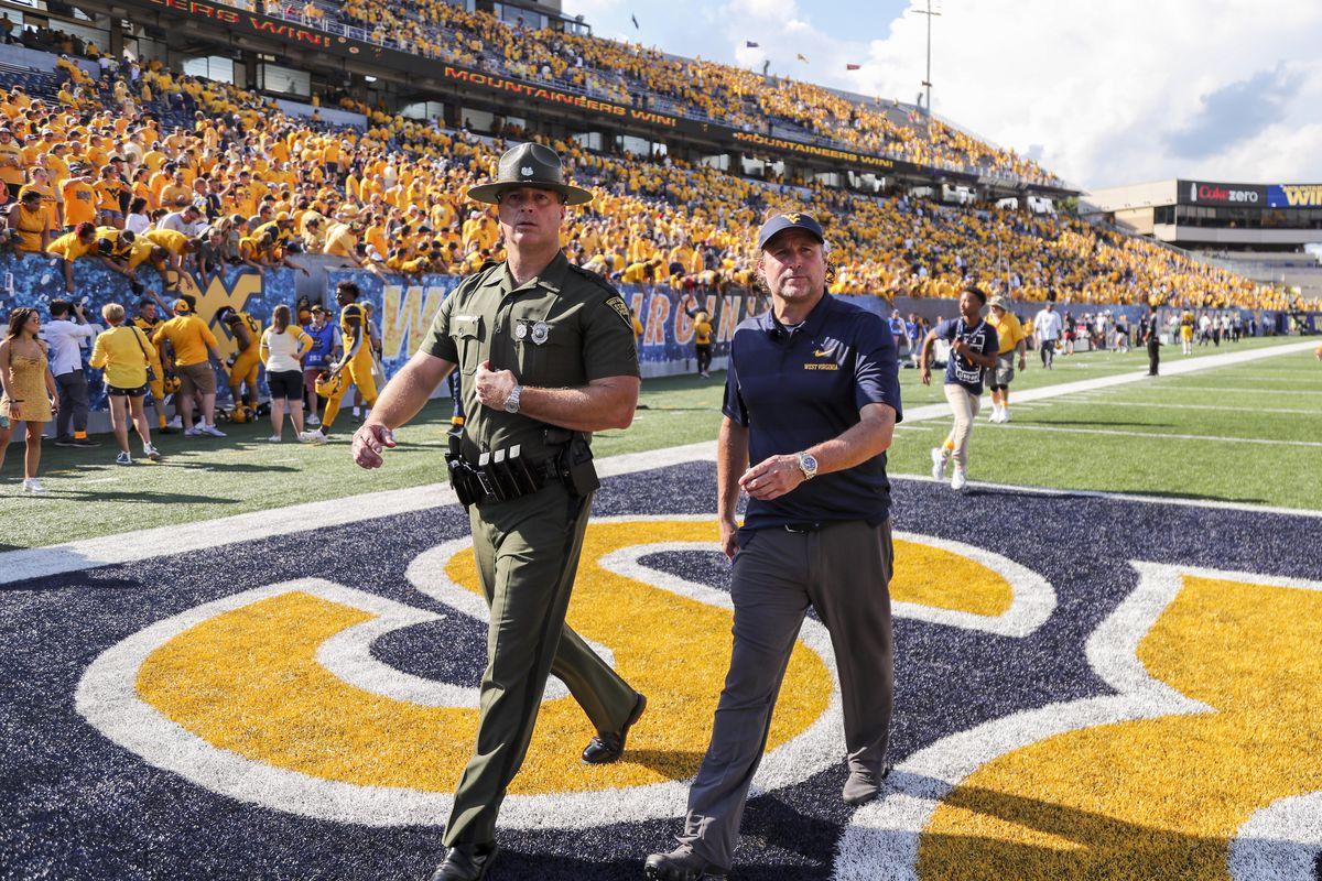 NCAA Football: Kansas at West Virginia