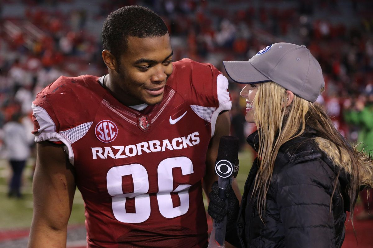 Razorback great Trey Flowers will get to close his UA career in a bowl game.