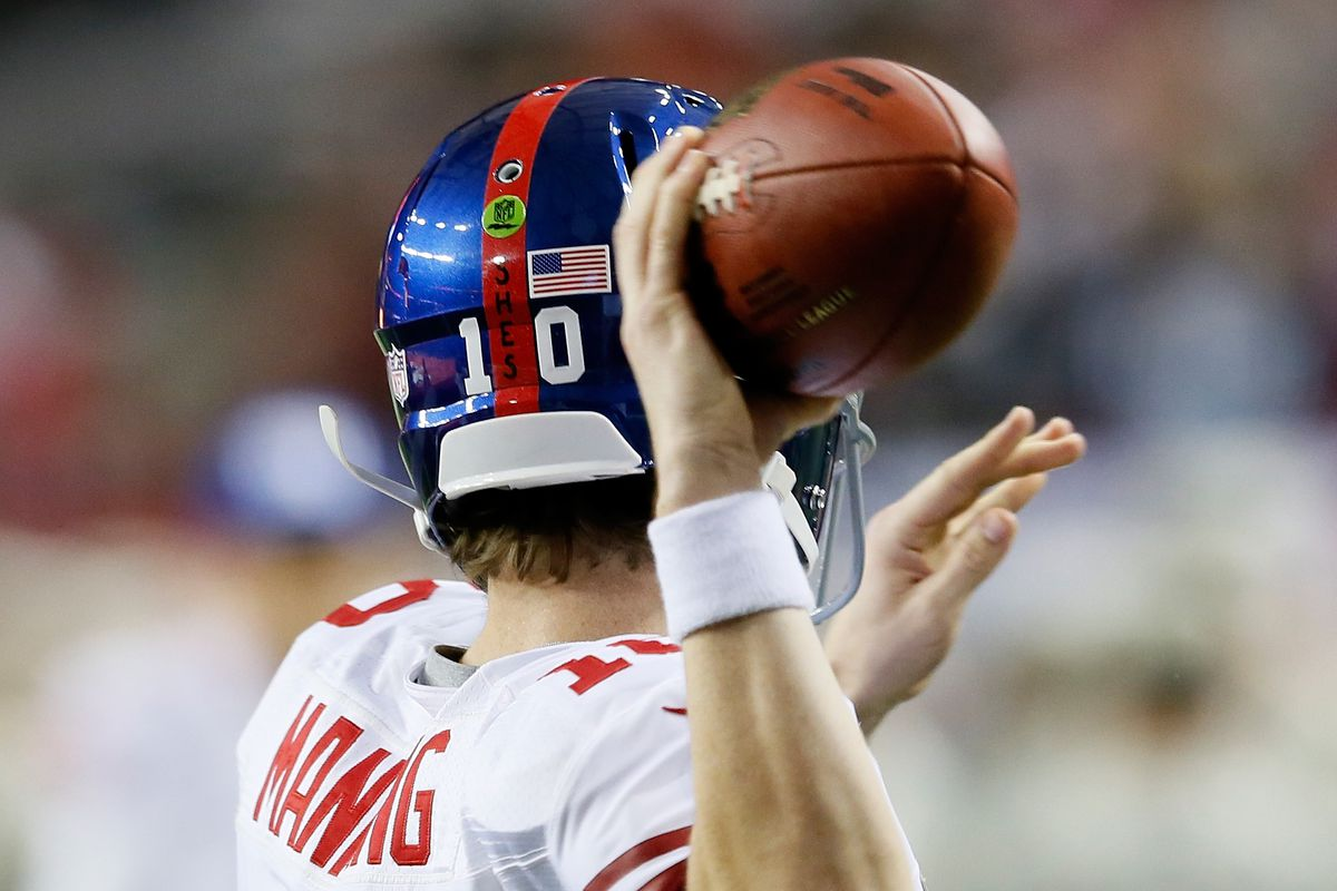 Eli Manning, Giants settle memorabilia lawsuit. Here's what we know