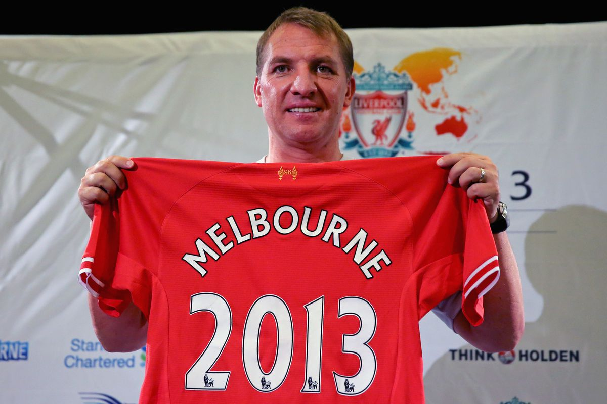 Brendan Rogers' long pursuit and signing of Jimmy Melbourne turned out to be an elaborate hoax.