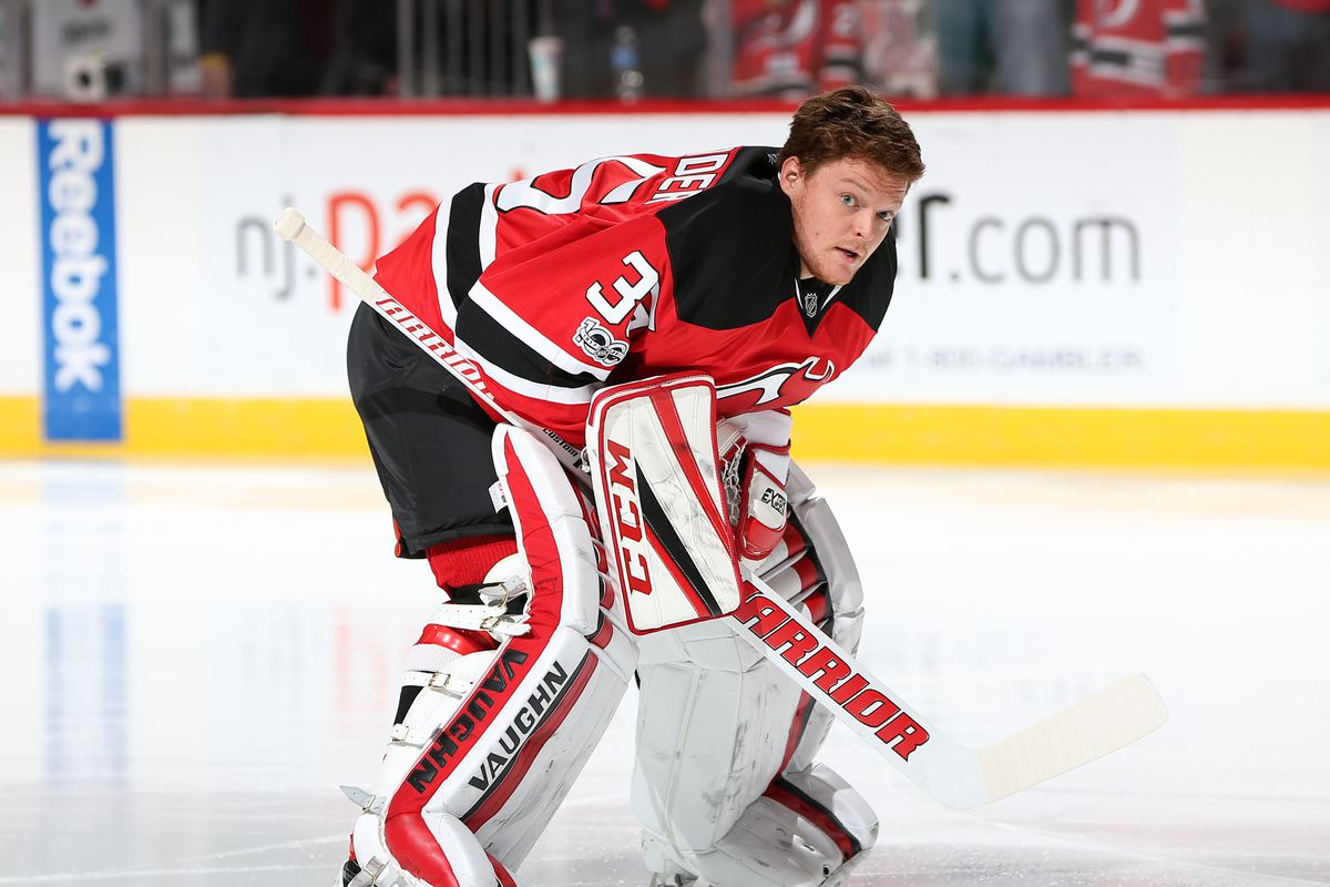 New Jersey Devils 2017-18 Season Preview Part 3  Goaltenders - All ... 7c3c5df47