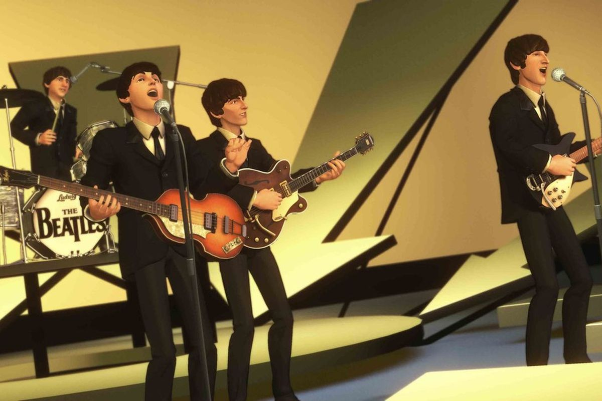 You won't be able to buy The Beatles: Rock Band's DLC songs after