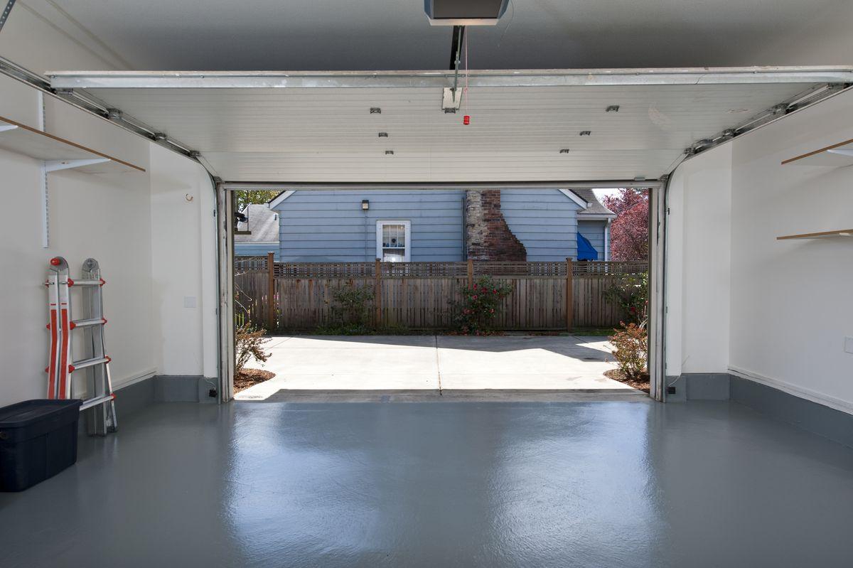 Andar da garagem