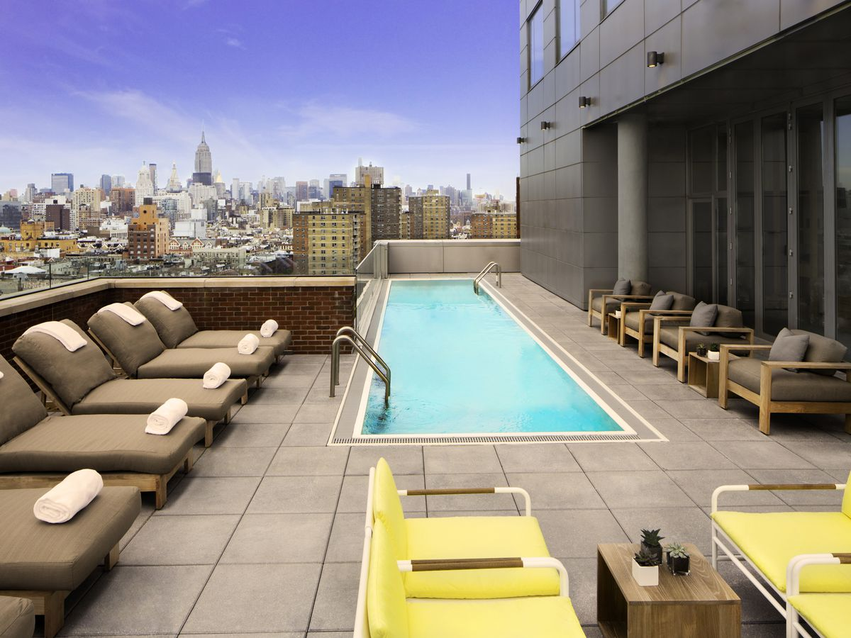 The best NYC hotels with rooftop and indoor pools - Curbed NY