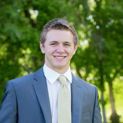 Elder Mason Wells of Sandy, Utah.