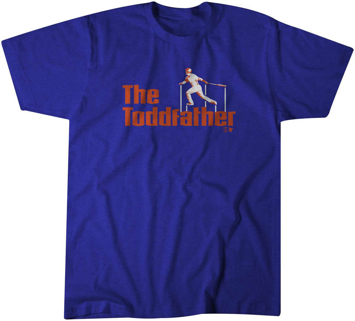 wholesale dealer 302c5 212fc Celebrate the Todd Frazier signing with a Toddfather t-shirt ...