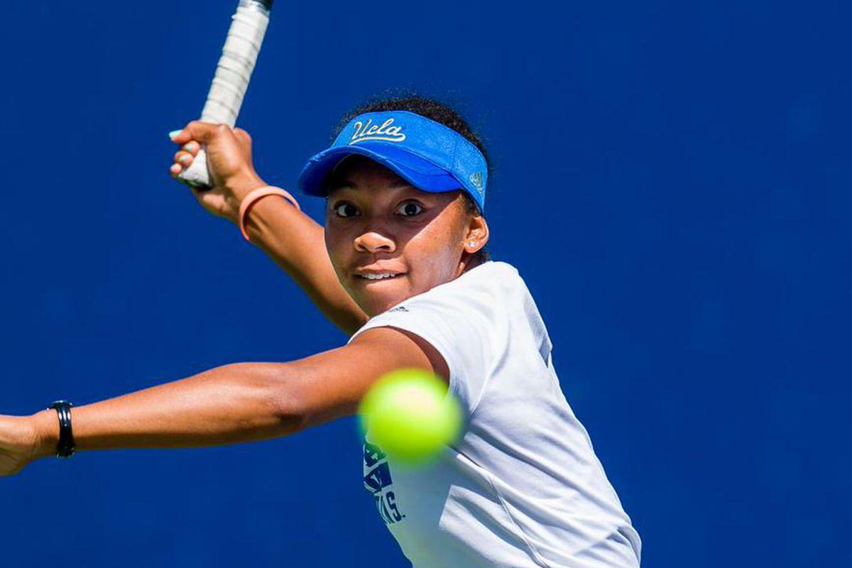 Women's Tennis - UCLA's Title Defense Begins Today ...