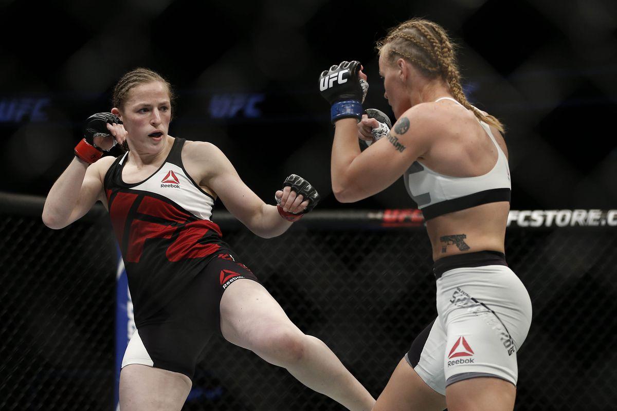 MMA: UFC Fight Night-Kaufman vs Shevchenko