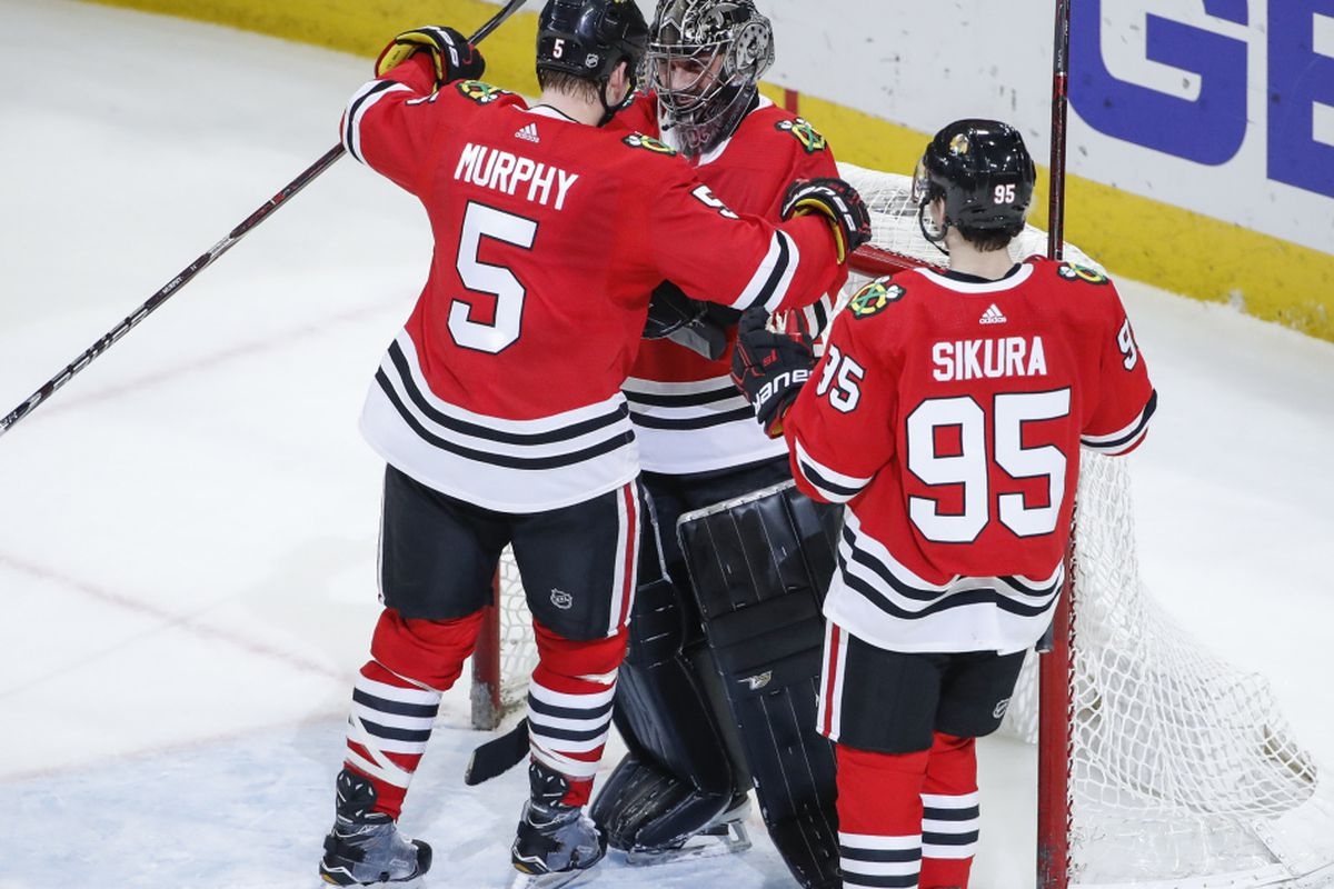 2fe5138cc How much was Scott Foster paid to be Blackhawks' emergency goalie? Nothing.