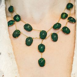 Vintage necklace, for information call 212-219-1264
