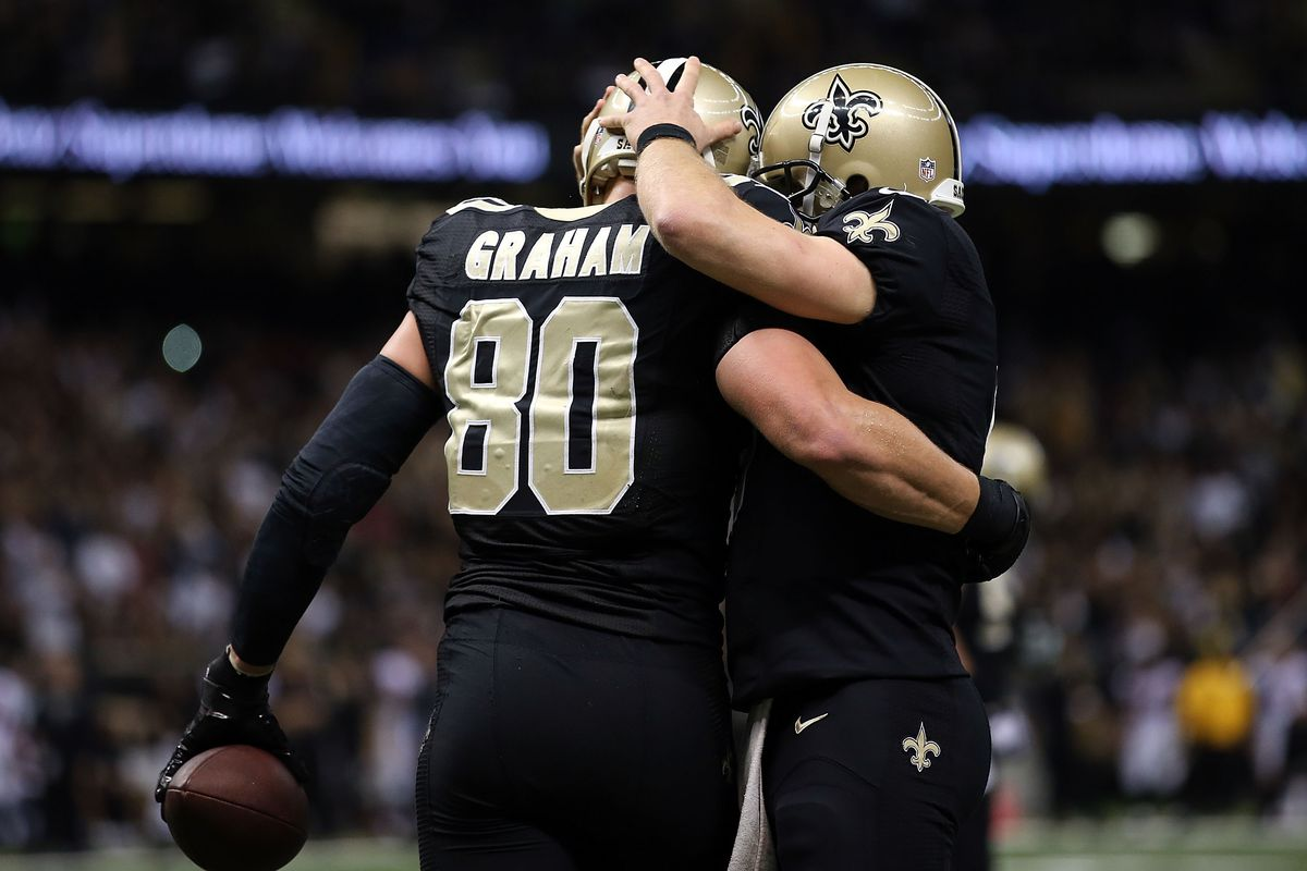 Reports: Saints, Jimmy Graham could share mutual interest in reunion ...