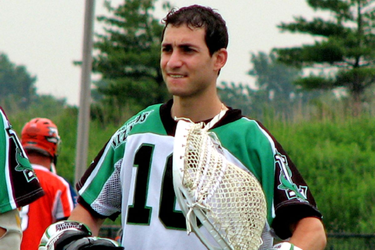Andrew Goldstein of the Long Island Lizards