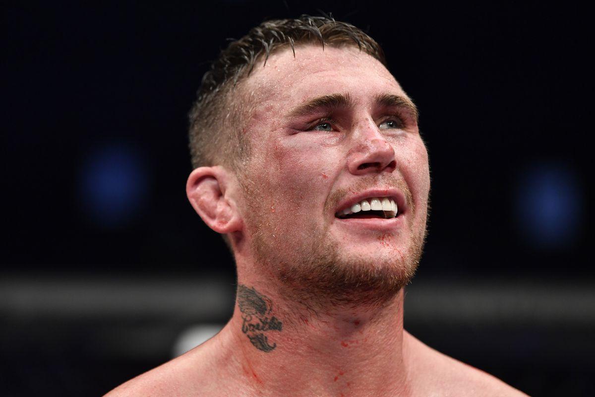Darren Till faces Derek Brunson in the main event of UFC Vegas 36