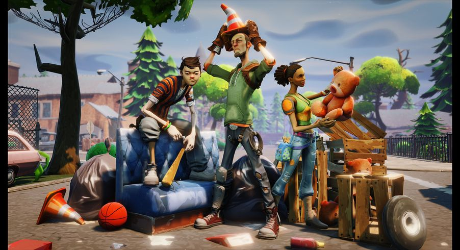 Epic Games U0026 39  Fortnite Will Be The Developer U0026 39 S First Unreal