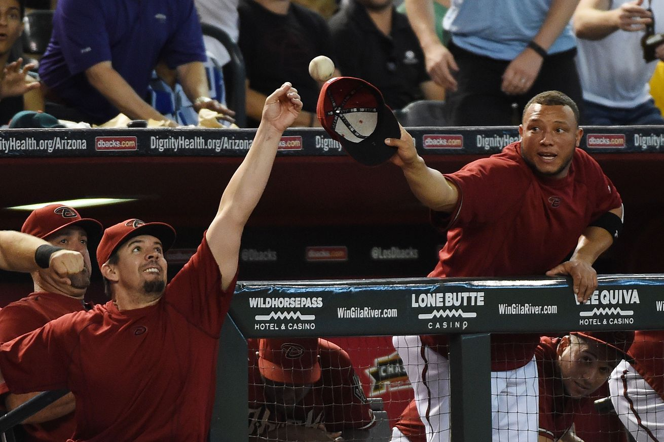 Pitch Framing and the Arizona Diamondbacks Catchers - AZ Snake Pit