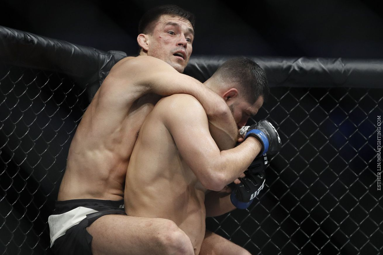 community news, Demian Maia explains why UFC champion Tyron Woodley is a good match up for him