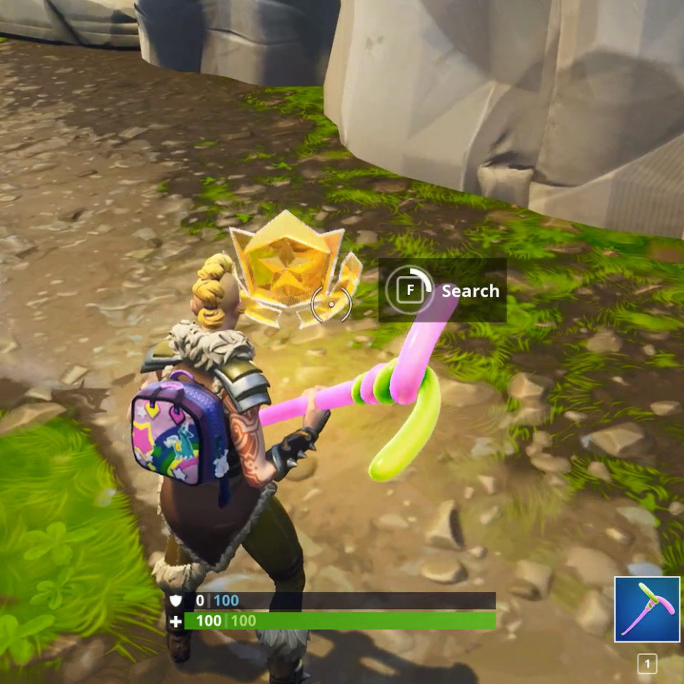 Follow The Treasure Map Found In Risky Reels Fortnite Season  Challenge Location Guide Polygon