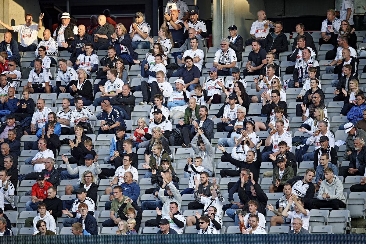 AGF Arhus vs Brondby IF - Danish 3F Superliga