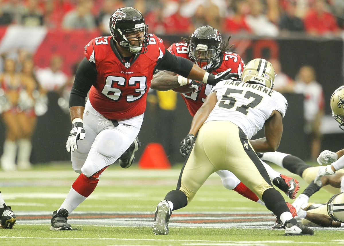 NFL: SEP 07 Saints at Falcons