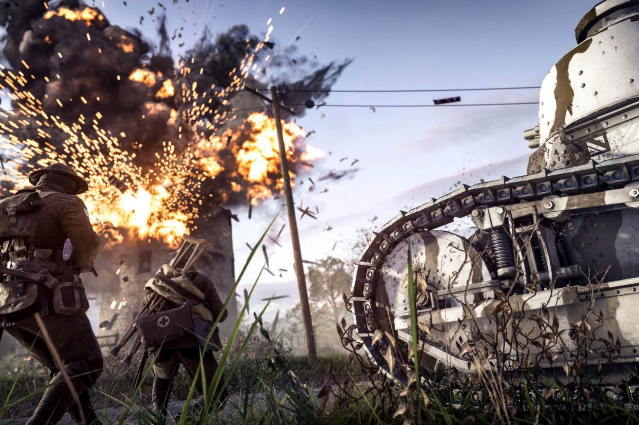 ea has started training ai players in battlefield 1