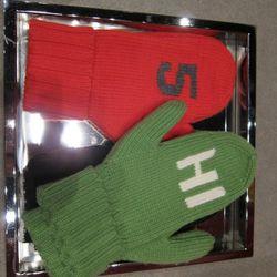 Hi-5 gloves, $65 by Kate Spade