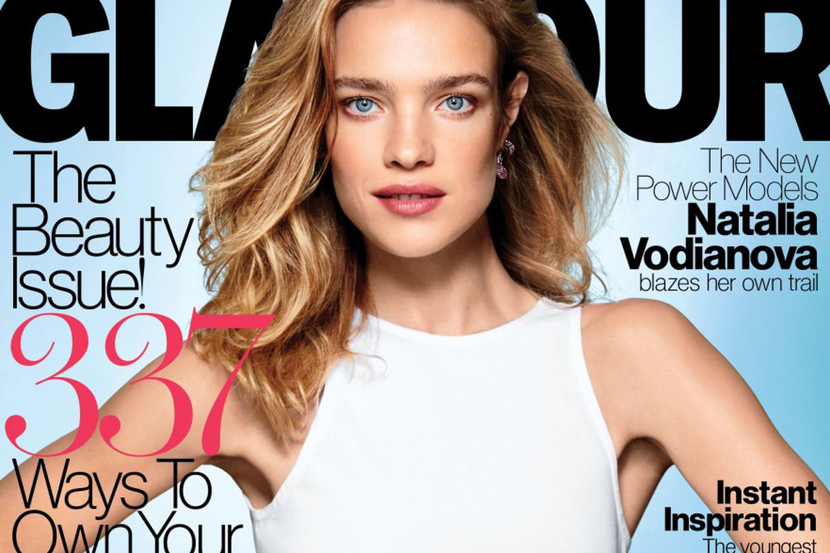 """Photo via <a href=""""http://fashionweekdaily.com/the-daily-roundup-natalia-vodianova-covers-glamour-nylons-co-founders-new-project-popular/"""">Daily Front Row</a>"""