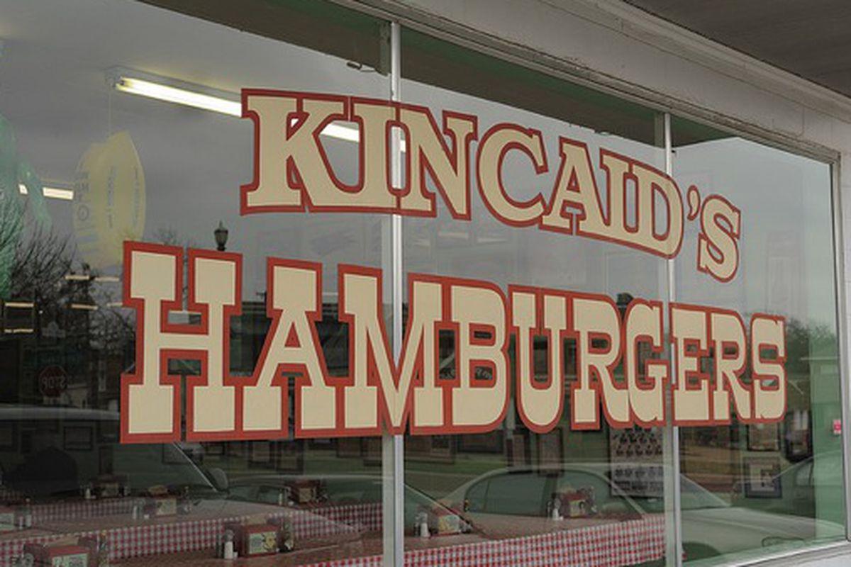 Kincaid's Hamburgers in Fort Worth