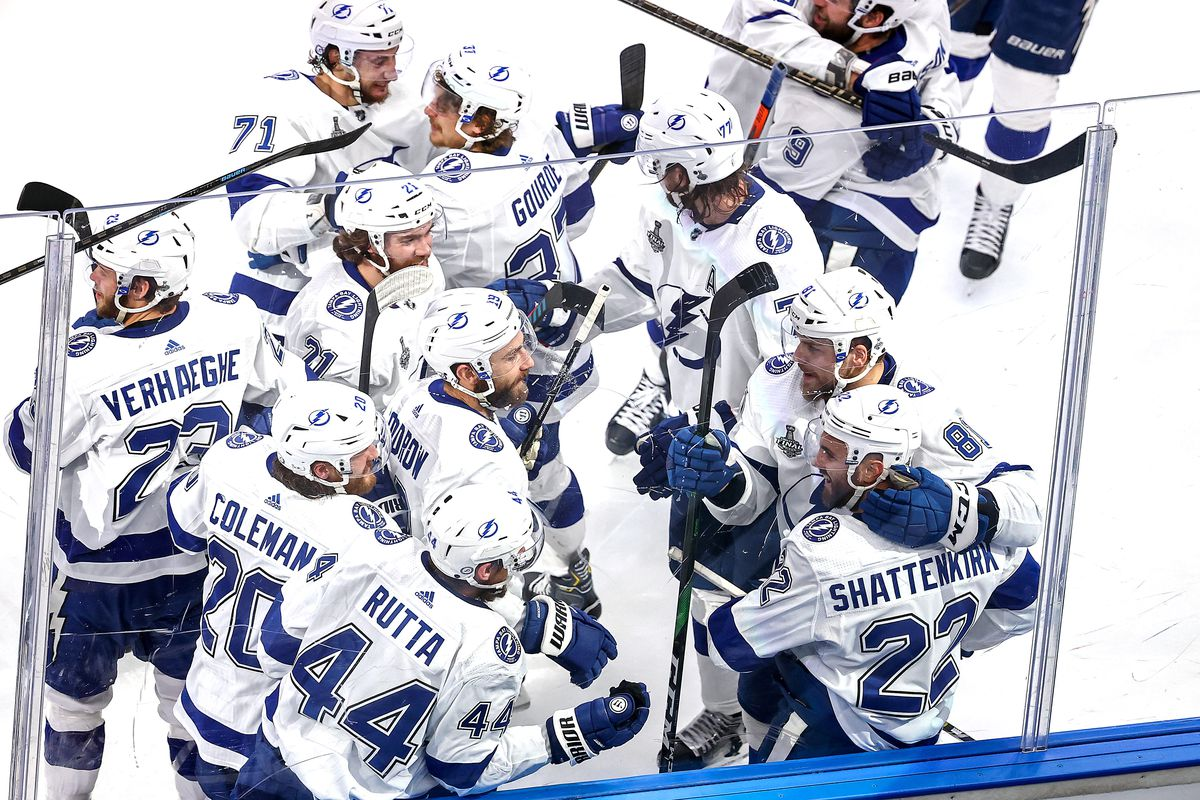 2020 NHL Stanley Cup Final - Game Four