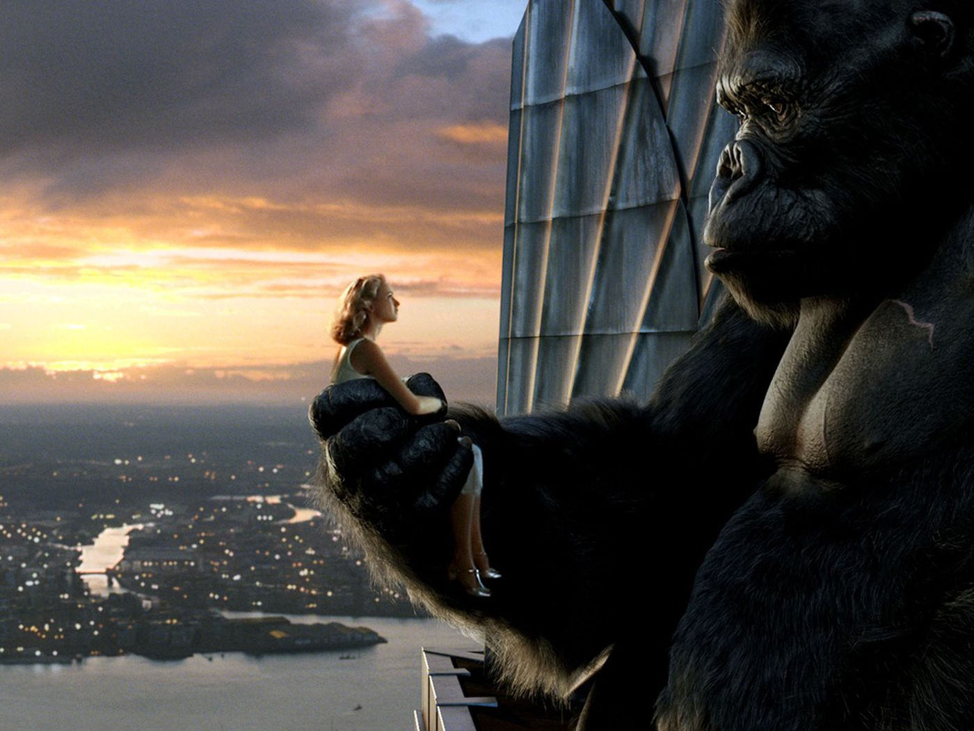 Everything Good And Bad About The 2005 King Kong Remake In