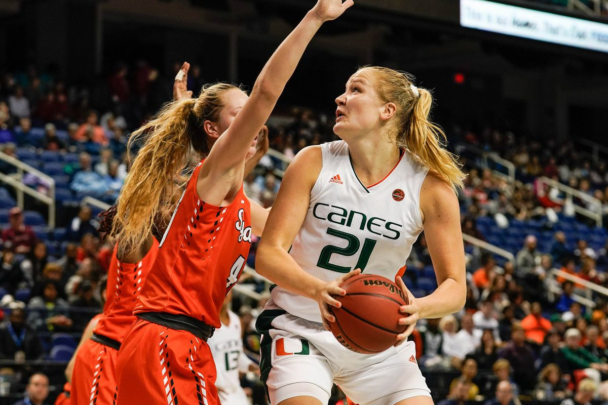 NCAA Womens Basketball: Atlantic Coast Conference Tournament - Miami vs Syracuse