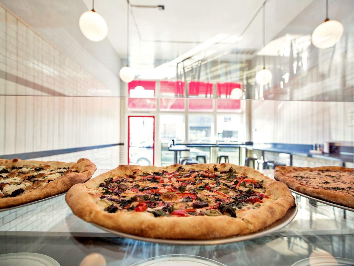 Prime Pizza on Fairfax