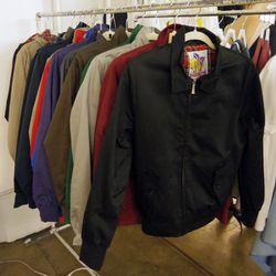 Menswear from Harrington