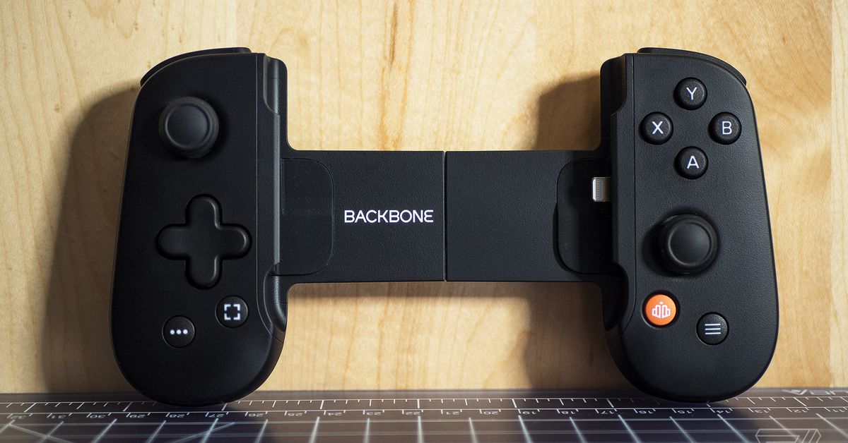 Backbone offers 3D-printed solution to iPhone 13 Pro camera bump problem